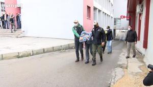 Şehit polislerin mezarlarını, DEAŞın sözde  Türkiye emirinin oğlu ve yeğeni tahrip etmiş