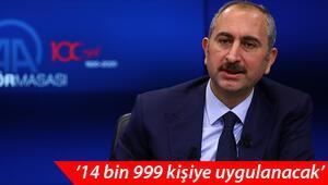 Adalet Bakanı Gül 'pilot dava' uygulamasının detaylarını paylaştı