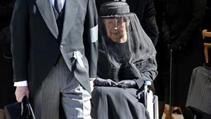 Japonyada 97 yaşındaki Prenses Yuriko hastaneye kaldırıldı