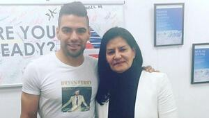 Son Dakika: Radamel Falcaonun annesi Carmenza Zarateden transfer açıklaması Hepsi dedikodu...