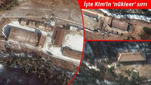 Görüntüleri ABD yayınladı: İşte Kuzey Korenin yeni nükleer tesisleri