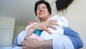 64 yaşında anne olmuştu... Hukuk savaşını kaybetti