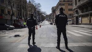 Ankarada hafta sonu sokağa çıkma yasağı var mı