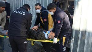 Sultangazide inşaatta düşen işçi yaralandı