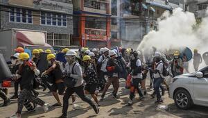 Myanmarda çatışmalar şiddetlendi: 6 ölü