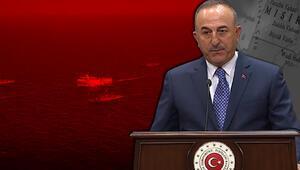 Doğu Akdenizde sürpriz gelişme... Çavuşoğlu: Mısır ile anlaşma imzalayabiliriz