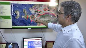 Yunanistandaki şiddetli depremin ardından Türkiye için korkutan açıklama