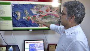Prof. Dr. Hasan Sözbilir: Yunanistan depremi İzmir faylarını tetikleyebilir