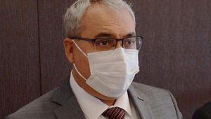 Mavi kategorideki Muşta validen gevşeme uyarısı: Herkes maske takacak