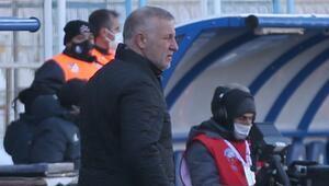 BB Erzurumspor TD Mesut Bakkal: Çok güzel bir maç oldu...