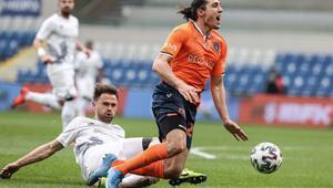 Başakşehir 1-1 Konyaspor (Maçın golleri ve özeti)
