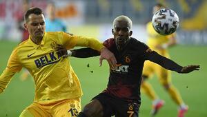 MKE Ankaragücü 2-1 Galatasaray (Maçın özeti ve golleri)
