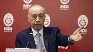 Galatasaray Başkanı Mustafa Cengizden hakem ve MHK tepkisi Bu utanç meselesi