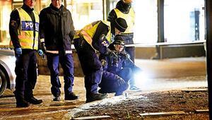 İsveç'te baltalı saldırı: 8 yaralı
