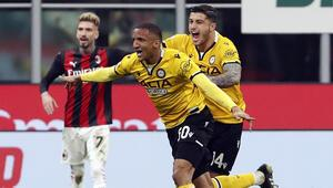 Milan kan kaybediyor 4 maç 1 galibiyet