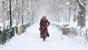 Bu bölgelerde yaşayanlar dikkat Sağanak yağmur, yoğun kar... İşte son dakika hava durumu raporu