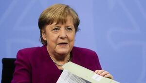 Almanyada Kovid-19 tedbirlerinin süresi 28 Marta kadar uzatıldı