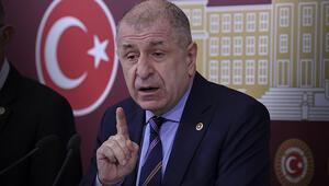 Son dakika... Ümit Özdağ, İYİ Partiden istifa ettiğini açıkladı