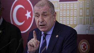 İYİ Parti İstanbul Milletvekili Ümit Özdağ, partisinden istifa etti
