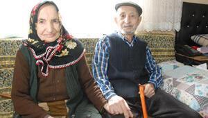 70 yıldır evli çiftten gençlere tavsiye