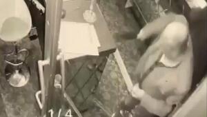 Ataşehirde otelde satırlı saldırı