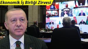 Cumhurbaşkanı Erdoğan: Büyük potansiyele sahibiz