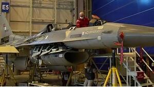 50 kişilik özel ekip kolları sıvadı Türkiyeden F16 hamlesi