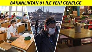 Sokağa çıkma yasağı hangi illerde var Bugün sokağa çıkma yasağı var mı İşte Kayseri, İstanbul, Trabzon, Antalya, Sakarya ve tüm illerimizde detaylar