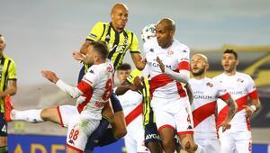 Fenerbahçe 1-1 Antalyaspor (Maçın özeti ve goller)