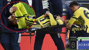 Son dakika: Fenerbahçede Mesut Özil sakatlandı Sağlık durumu hakkında açıklama