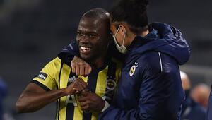 Fenerbahçenin golünü atan Enner Valencia: Kadıköyde az gol atmamızın sebebi...