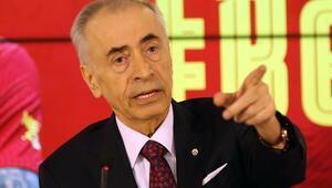 Galatasarayda başkan Mustafa Cengiz: Mostafa Mohamedin kırmızı kartının iptali için ne gerekiyorsa yapacağız