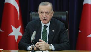 Cumhurbaşkanı Erdoğan'dan Millet İttifakı'na eleştiri: Kırk yamalı ittifak