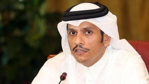 Katar Dışişleri Bakanı, ABDnin İran Özel Temsilcisi ile görüştü
