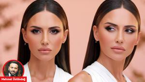 Emina Jahovic kozmetik markasıyla Balkanlar'da 1 numara