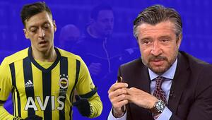 Tümer Metinin sözleri geceye damga vurdu Mesut Özil ve Erol Bulut...