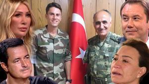 Şehit haberleri tüm Türkiyeyi yasa boğdu... Ünlü isimlerden Bitlis paylaşımları