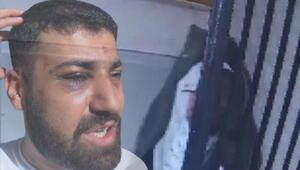 Polis darp etti dedi Nezarethanedeki görüntülerle yakayı ele verdi