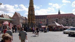 Korona, Nürnberg'de turizmi vurdu
