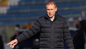 Trabzonsporun Avcı yönetiminde aldığı 14 galibiyetin 12si tek farklı
