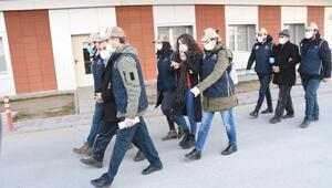 Eskişehir'de PKKnın cezaevi yapılanmasına operasyon: HDP eski il başkanı gözaltında