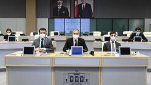 İstanbul Valisi Ali Yerlikayadan koronavirüs sözleri: Mavi kategori için hep birlikte çalışıyoruz