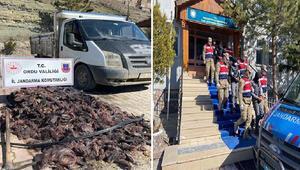 Enerji nakil kablosu hırsızlığına 3 tutuklama