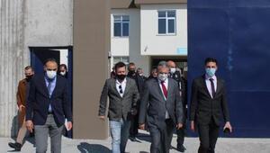 Türkiyeden KKTCye 765 kişilik cezaevi projesinde sona doğru