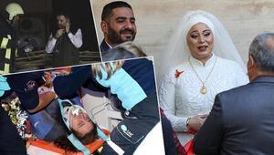 İzmirdeki depremde mucize şekilde kurtulmuştu Buse Hasyılmazın en mutlu günü