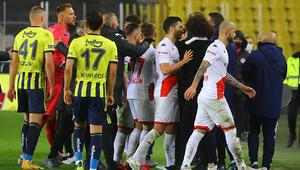 Antalyaspordan sert açıklama F.Bahçe maçı...