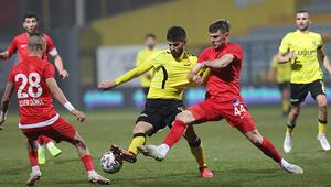 İstanbulspor 0-0 Ankara Keçiörengücü