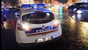 Fransayı karıştıran kaza 12 kişi gözaltına alındı