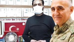 Elazığda şehit Korgeneral Osman Erbaş için hüzün var