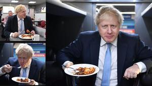 Boris Johnson: En sevdiğim sağlıklı yiyecek kebap